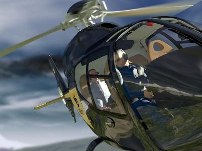 Trailer 2 – Helikopter