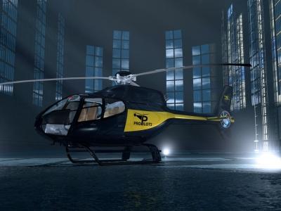Trailer 1 – Helikopter