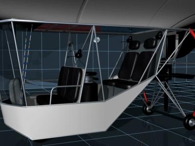Die Technik eines Luftschiffs